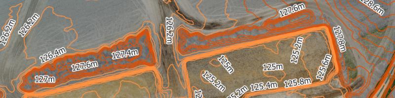 La topographie par drone