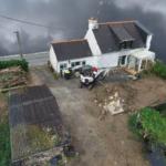 Modelisation 3D drone maison