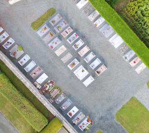 Drone cimetière