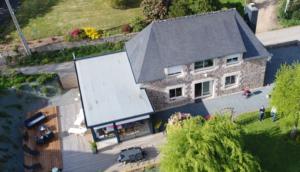 Maison particulier drone